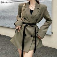 JS FASHION(ジェーエスファッション)のアウター(コート・ジャケットなど)/テーラードジャケット