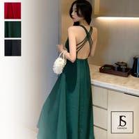 JS FASHION(ジェーエスファッション)のワンピース・ドレス/マキシワンピース