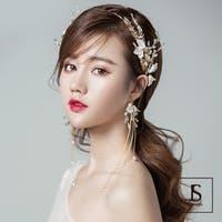 JS FASHION(ジェーエスファッション)のヘアアクセサリー/カチューシャ