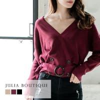 JULIA BOUTIQUE(ジュリアブティック)のトップス/ニット・セーター