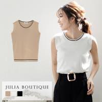 JULIA BOUTIQUE(ジュリアブティック)のトップス/ノースリーブ