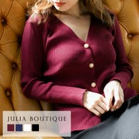 JULIA BOUTIQUE(ジュリアブティック)のトップス/カーディガン