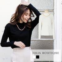 JULIA BOUTIQUE(ジュリアブティック)のトップス/カットソー