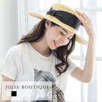 JULIA BOUTIQUE(ジュリアブティック)の帽子/麦わら帽子・ストローハット・カンカン帽