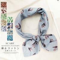 karei(カレイ)の小物/スカーフ
