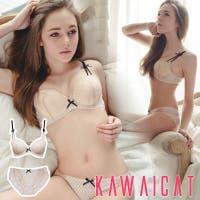 KawaiCat(カワイキャット)のインナー・下着/ブラ&ショーツセット