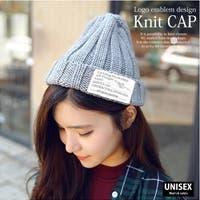 K-city(ケイシティ)の帽子/ニット帽