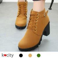 K-city(ケイシティ)のシューズ・靴/ショートブーツ