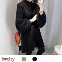 K-city(ケイシティ)のトップス/ニット・セーター