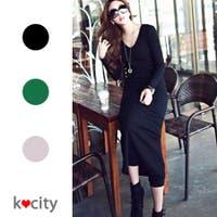 K-city(ケイシティ)のワンピース・ドレス/マキシワンピース