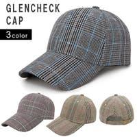 KEYS  | 帽子 キャップ メンズ レディース グレンチェック チェック ベースボールキャップ キーズ Keys-148