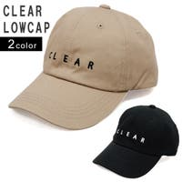 KEYS  | 帽子 キャップ メンズ レディース ベースボールキャップ コットン ロゴ CLEAR 春 夏 秋 冬 キーズ Keys-185