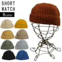 KEYS  | 帽子 ニット帽 メンズ レディース ニットキャップ ビーニー ワッチ ショートワッチ アクリル キーズ Keys-198