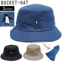 KEYS  | 帽子 ハット メンズ レディース HAT バケットハット サファリハット アウトドア 刺繍 ペンギン キーズ Keys-202