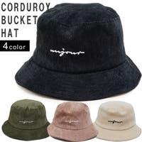 KEYS  | 帽子 ハット HAT バケットハット メンズ レディース コーデュロイ アウトドア 刺繍 ロゴ キーズ Keys-222