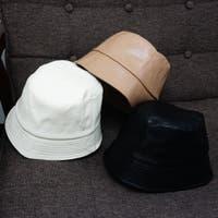 KEYS  | 帽子 バケットハット ハット HAT エコレザー フェイクレザー 合皮  無地 メンズ レディース キーズ Keys-231
