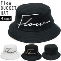 KEYS  | 帽子 バケットハット ハット メンズ レディース HAT  コットン 刺繍 ロゴ Flow キーズ Keys-236
