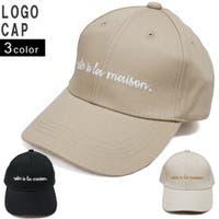 KEYS  | 帽子 キャップ メンズ レディース ロゴ ブラック ベージュ コットン 春 夏 秋 冬 キーズ Keys-239