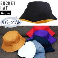 KEYS  | 帽子 バケットハット ハット HAT  無地 ブラック カラー リバーシブル メンズ レディース キーズ Keys-247