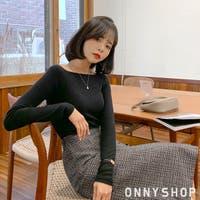 ONNY SHOP(オンニショップ)のスカート/ひざ丈スカート