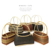 kimonocafe(キモノカフェ)のバッグ・鞄/カゴバッグ
