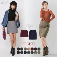 kirakiraShop (キラキラショップ)のスカート/ひざ丈スカート