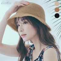 kirakiraShop (キラキラショップ)の帽子/麦わら帽子・ストローハット・カンカン帽