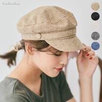 kirakiraShop (キラキラショップ)の帽子/キャスケット