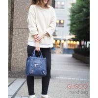 GUSCIO(グッシオ)のバッグ・鞄/ハンドバッグ
