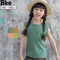 子供服Bee(コドモフク ビー)のトップス/ノースリーブ
