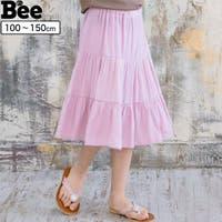 子供服Bee(コドモフク ビー)のスカート/ティアードスカート