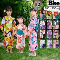 子供服Bee(コドモフク ビー)の浴衣・着物/浴衣