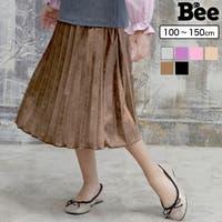 子供服Bee(コドモフク ビー)のスカート/プリーツスカート