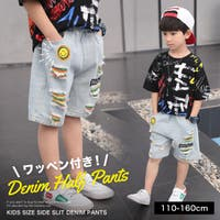 子供服バナナ小僧 (コドモフクバナナコゾウ)のパンツ・ズボン/ハーフパンツ