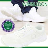 靴のニシムラ | スニーカー メンズ レディース 靴 白 ホワイト 幅広 高校生 ウィンブルドン WIMBLEDON WM-4000 WB052 父の日