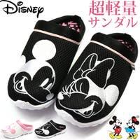 靴のニシムラ   サンダル ナースシューズ レディース 靴 スリッポン 白 黒 ホワイト ブラック 軽量 軽い 疲れない ディズニー Disney 7623