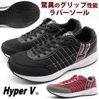 靴のニシムラ | 作業靴 メンズ レディース 靴 黒 赤 ブラック ダークレッド 防滑 滑りにくい メッシュ ユニセックス 先芯なし 安全靴 軽作業 ワークシューズ 耐油 ハイパーV hyperv005  母の日