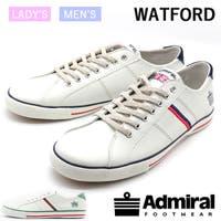 靴のニシムラ | スニーカー メンズ レディース 靴 白 ホワイト トリコ アドミラル ワトフォード Admiral WATFORD
