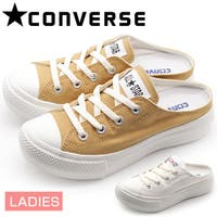 靴のニシムラ | コンバース オールスター スニーカー レディース 靴 オックス ミュール 軽量 CONVERSE ALL STAR LIGHT PLTS MULE SLIP OX