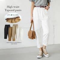 La-gemme(ラジェム)のパンツ・ズボン/テーパードパンツ