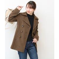 Social GIRL(ソーシャル ガール)のアウター(コート・ジャケットなど)/Pコート