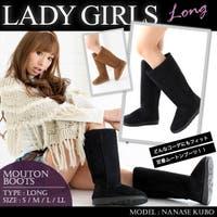 Lady Girls(レディーガールズ)のシューズ・靴/ムートンブーツ