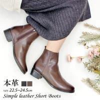 La luna (ラルーナ)のシューズ・靴/ショートブーツ