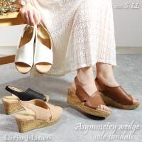La luna (ラルーナ)のシューズ・靴/サボサンダル