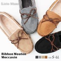La luna (ラルーナ)のシューズ・靴/フラットシューズ