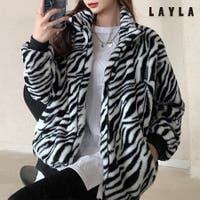 LAYLA(ライラ)のアウター(コート・ジャケットなど)/フリースジャケット