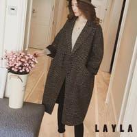 LAYLA(ライラ)のアウター(コート・ジャケットなど)/チェスターコート