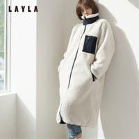 LAYLA(ライラ)のアウター(コート・ジャケットなど)/ロングコート