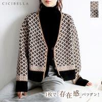 cici bella(シーシーベラ)のトップス/カーディガン