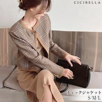 cici bella(シーシーベラ)のアウター(コート・ジャケットなど)/ジャケット・ブルゾン